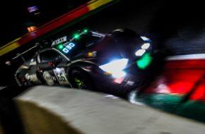 Milan Dontje Clemens Schmid Kelvin van der Linde Attempto Racing Audi R8 LMS Blancpain GT Series Endurance Cup 24h Spa