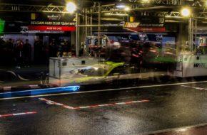 Dries Vanthoor Alex Riberas Frank Stippler Audi Sport Team WRT Audi R8 LMS Blancpain GT Series Endurance Cup 24h Spa