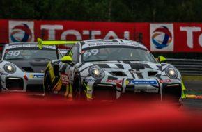 Jan-Erik Slooten Porsche 911 GT2 RS Clubsport Ring Police Klaus Abbelen Frikadelli Racing