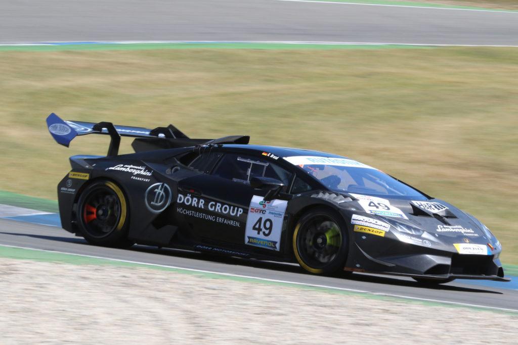 Gregor Drasal Dörr Motorsport Lamborghini Huracan Super Trofeo DMV GTC Hockenheim