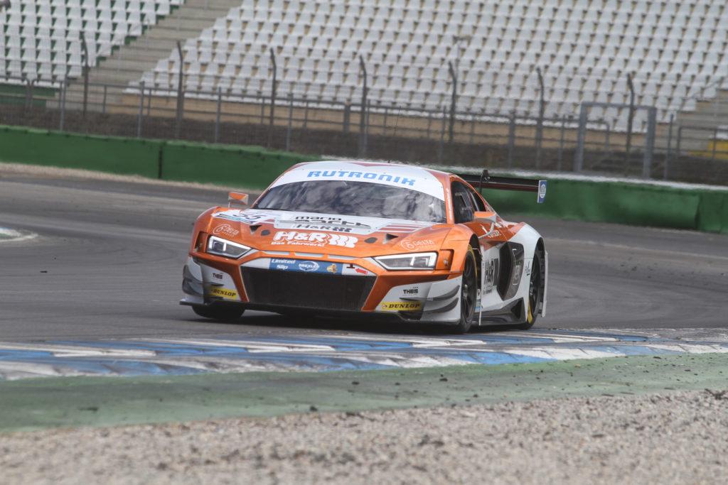 Uwe Alzen Dietmar Haggenmüller Spirit Race Team Uwe Alzen Automotive Audi R8 LMS DMV GTC Hockenheim