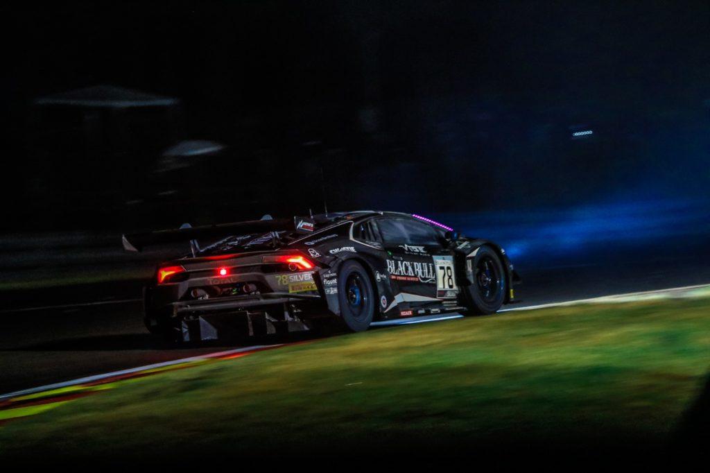 James Pull Jordan Witt Sandy Mitchell Barwell Motorsport Lamborghini Huracan GT3 Blancpain GT Series Endurance Cup 24h Spa