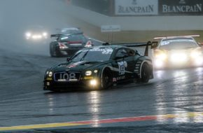 Markus Palttala Alex Buncombe Maxime Soulet Bentley Team M-Sport Bentley Continental Blancpain GT Series Endurance Cup 24h Spa