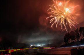 Feuerwerk 24h Spa