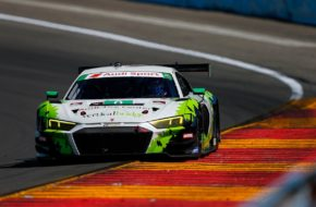 Ryan Dalziel Parker Chase Starworks Motorsport Audi R8 LMS IMSA Watkins Glen