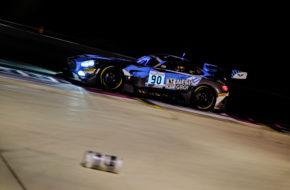 Nico Bastian Timur Boguslavskiy Felipe Fraga AKKA ASP Mercedes AMG GT3 Blancpain GT Series Endurance Cup Le Castellet