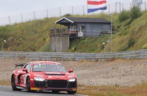 Nicolaj Möller-Madsen Cedric Freiburghaus Phoenix Racing Audi R8 LMS GT4 GT4 European Series Zandvoort