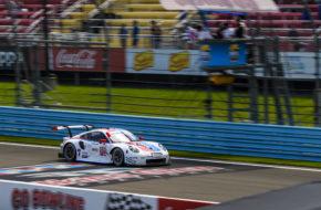Patrick Pilet Nick Tandy IMSA WeatherTech SportsCar Championship Porsche 911 RSR Watkins Glen