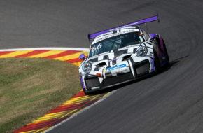 Frank Gelf Ring Police Porsche 911 GT2 RS Clubsport Porsche Motorsport GT2 Supersportscar Weekend Spa