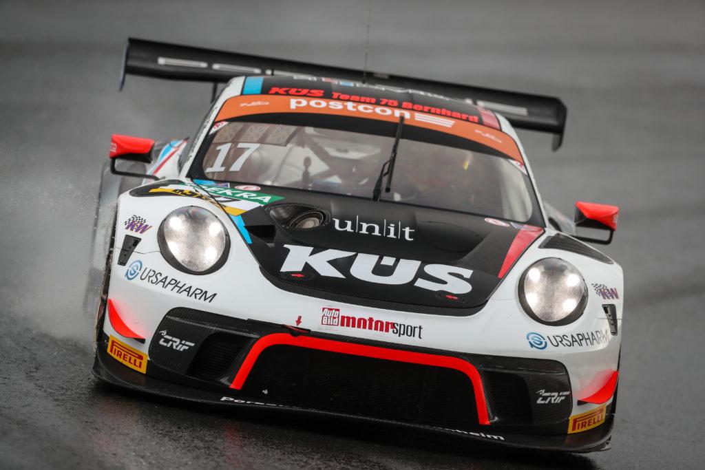 Timo Bernhard Klaus Bachler KÜS Team75 Bernhard Porsche 911 GT3 R ADAC GT Masters Zandvoort