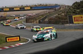Ricardo Feller Dries Vanthoor Montaplast by Land-Motorsport Audi R8 LMS ADAC GT Masters Zandvoort