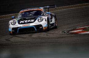 Adrien de Leener/Matteo Cairoli KÜS Team75 Bernhard Porsche 911 GT3 R ADAC GT Masters Nürburgring