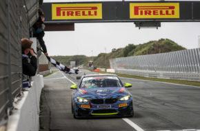 Marius Zug Gabriele Piana RN-Vision STS Racing BMW M4 GT4 ADAC GT4 Germany Zandvoort