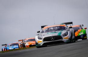 Luca Stolz Maro Engel Toksport WRT Mercedes AMG GT3 ADAC GT Masters Zandvoort