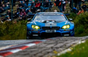 Christian Krognes David Pittard Jody Fannin Walkenhorst Motorsport BMW M6 GT3 VLN