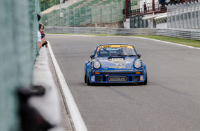 Stefan Oberdörster Spa Youngtimer Trophy Porsche Turbo