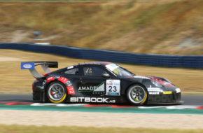 Mike Hansch Alex Arkin Aka Attempto Racing Porsche 911 GT3 R DMV GTC Oschersleben