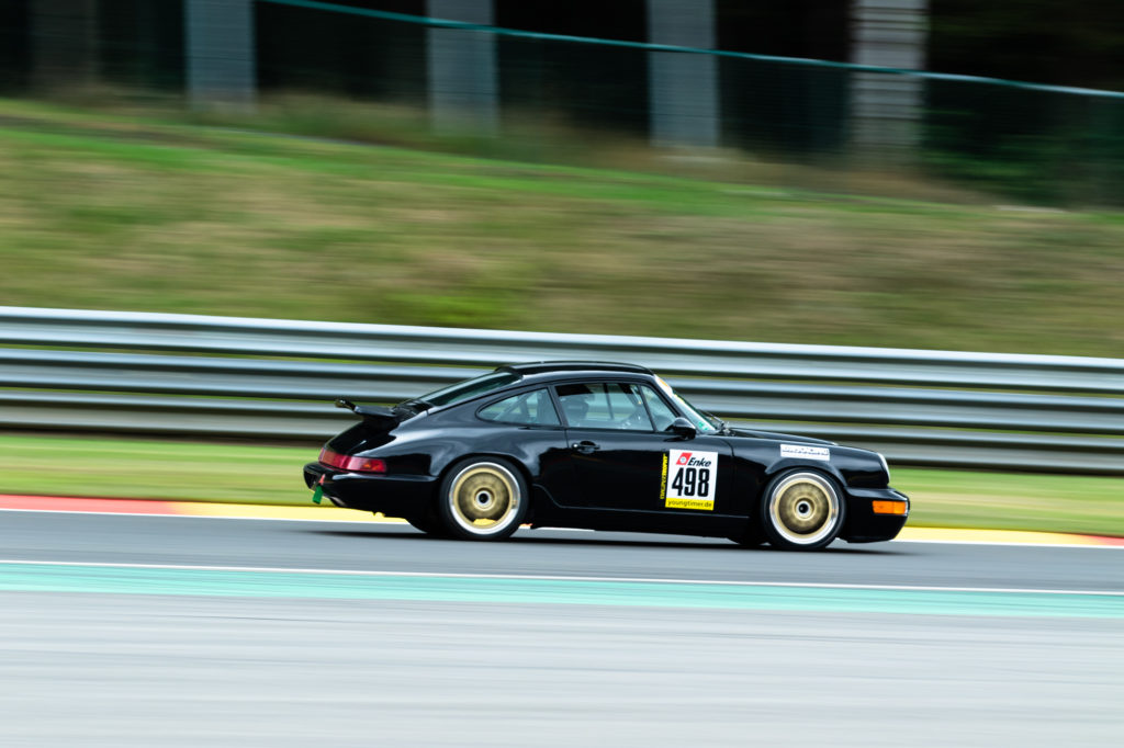 Marcus Menden Christian Vollmer Porsche 964 Cup Youngtimer Trophy Spa