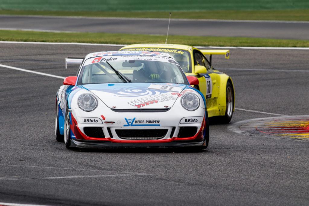 Michael Heide Heide-Motorsport GT- und Tourenwagen Racing Series Spa-Francorchamps