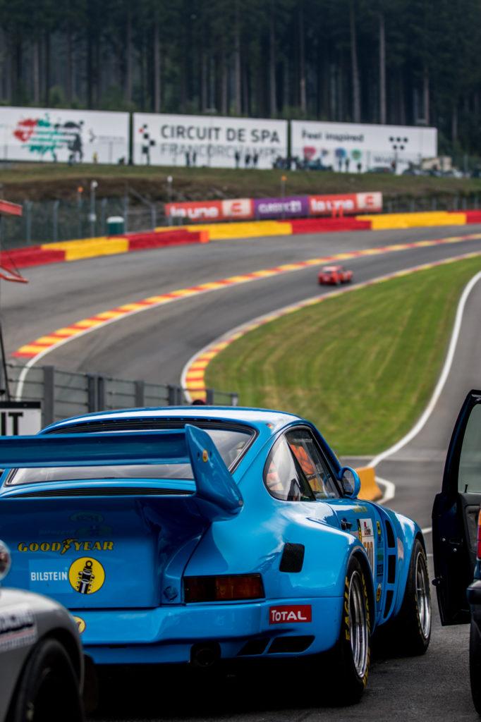 Nick Salewsky Edgar Salewsky Porsche 911 RSR Youngtimer Trophy Spa