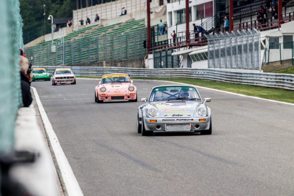 Hans-Ulrich Kainzinger Porsche 911 Youngtimer Trophy Spa