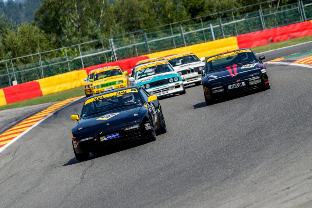 Rolf Richter Moritz Richter Porsche 944 Turbo Cup Youngtimer Trophy Spa