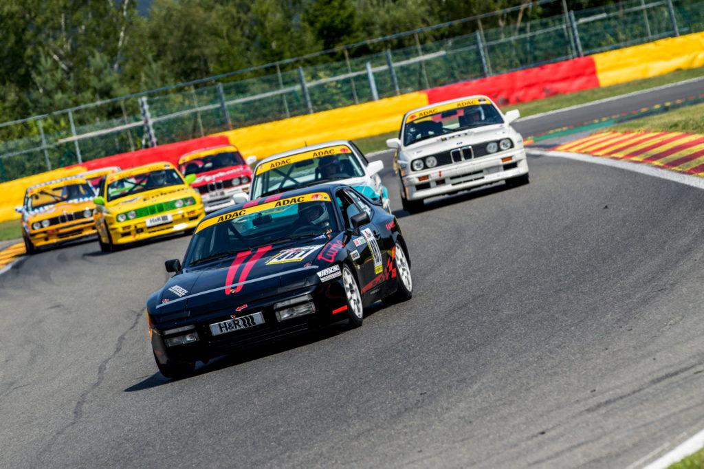 Michael Maier Maximilian Maier Porsche 944 Turbo Cup Youngtimer Trophy Spa