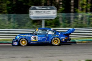 Stefan Oberdörster Porsche Turbo Youngtimer Trophy Spa