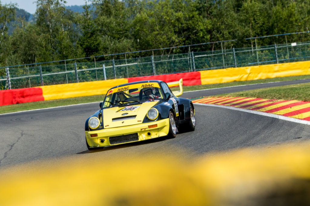Uwe Bruschnik Porsche 911 RSR Youngtimer Trophy Spa