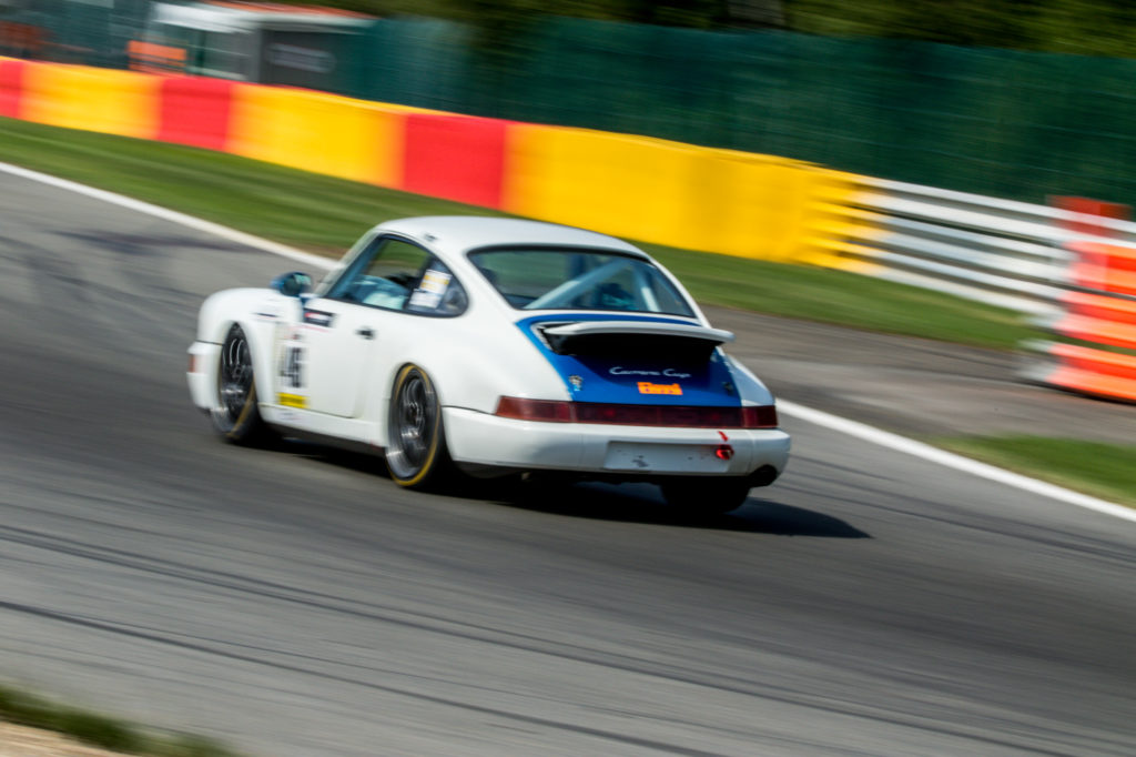 Porsche 964 Cup Youngtimer Trophy Spa