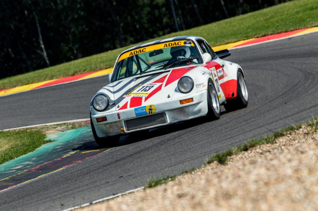 Roman Krygier Porsche 911 3.0 RS Youngtimer Trophy Spa
