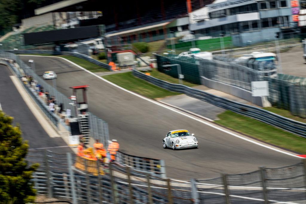 Peter Peter Patrick Simon Porsche 964 Cup Youngtimer Trophy Spa