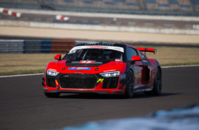 Wolfgang Küther Audi Sport Seyffarth R8 LMS Cup Lausitzring