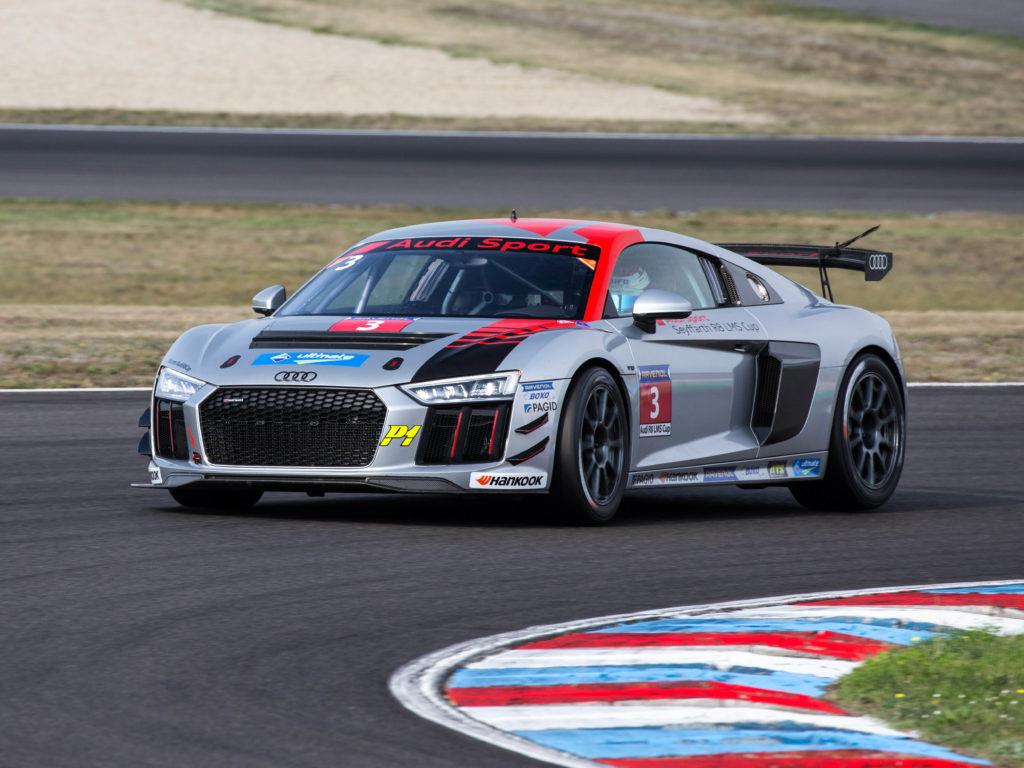 Rahel Frey Audi Sport Seyffarth R8 LMS Cup Lausitzring