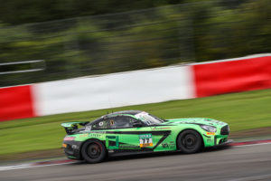 Tim Heinemann Luke Wankmüller HP Racing International Mercedes AMG GT4 ADAC GT4 Germany Nürburgring