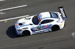 Jimmy Eriksson Jeroen Bleekemolen Team Zakspeed BKK Mobil Oil Racing Mercedes AMG GT3 ADAC GT Masters Oschersleben