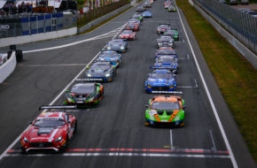 Blancpain GT World Challenge Europe Start Zandvoort