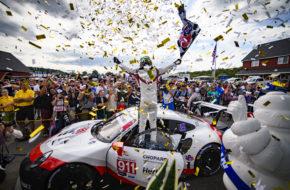 Patrick Pilet Nick Tandy Porsche 911 RSR IMSA WeatherTech SportsCar Championship VIRginia International Raceway