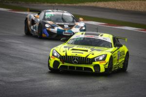 Hamza Owega Jusuf Owega GetSpeed Performance Mercedes AMG GT4 ADAC GT4 Germany Nürburgring