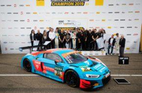 HCB-Rutronik Racing ADAC GT Masters Sachsenring