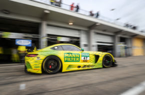 Indy Dontje Maximilian GötzMANN-FILTER Team HTP Mercedes AMG GT3 ADAC GT Masters Sachsenrin