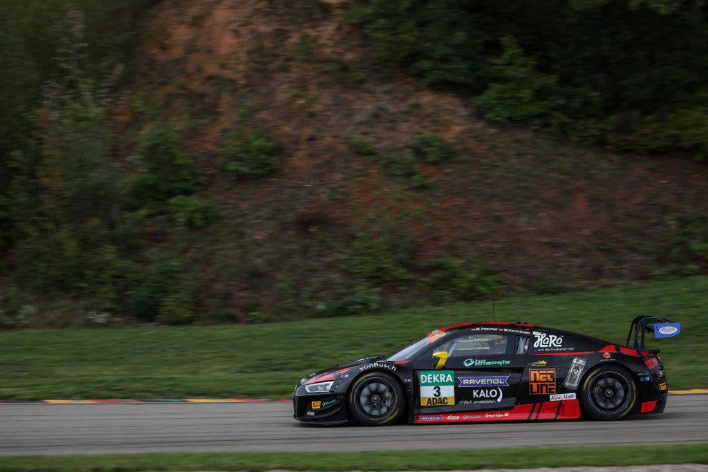 Markus Pommer Maximilian Hackländer Aust Motorsport Audi R8 LMS ADAC GT Masters Sachsenring