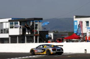 Tim Reiter Audi Sport Seyffarth R8 LMS Cup Most
