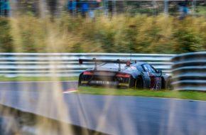 Michael Heimrich Arno Klasen Team équipe vitesse Audi R8 LMS GT3 VLN Nürburgring