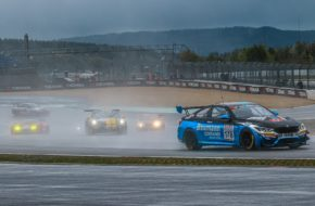 Horst Baumann Michael Tischner Klaus Niesen Ring Racing with Novel Racing BMW M4 GT4 VLN Nürburgring
