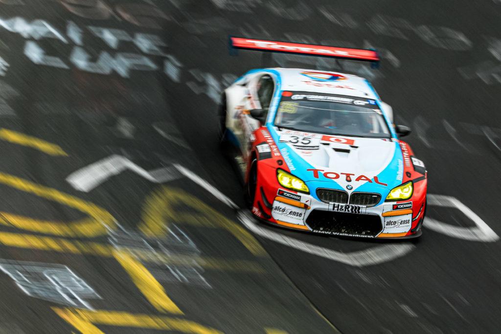 Rudi Adams Jörn Schmidt-Staade Jordan Tresson Walkenhorst Motorsport BMW M6 GT3 VLN Nürburgring