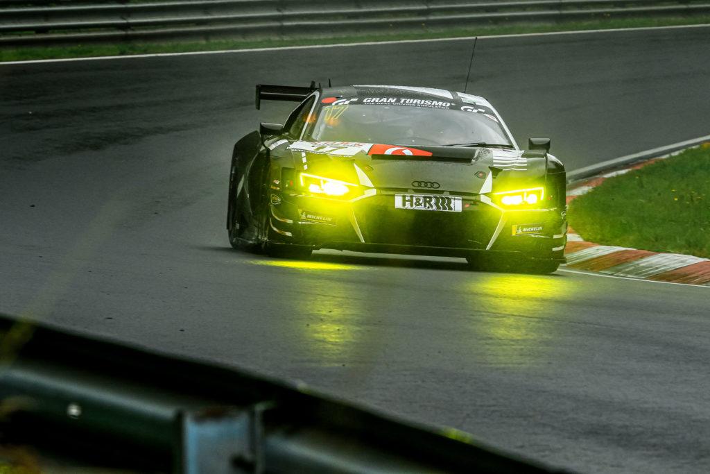 Francois Perrodo Emmanuel Collard Matthieu Vaxivière Team WRT Audi R8 LMS VLN Nürburgring
