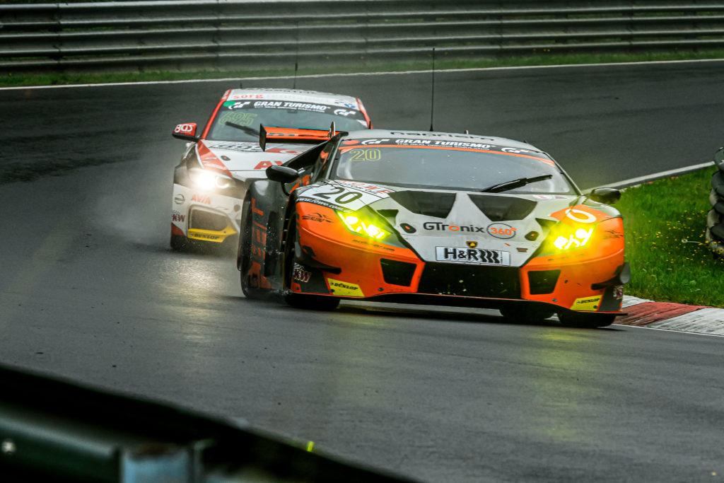 Dieter Schmidtmann Heiko Hammel Franck Perera GTronix360 Team mcchip-dkr VLN Nürburgring