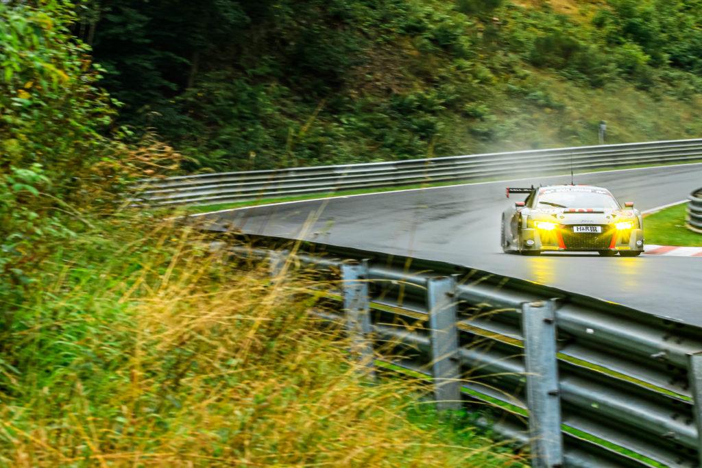 Michael Heimrich Arno Klasen équipe vitesse Audi R8 LMS VLN Nürburgring