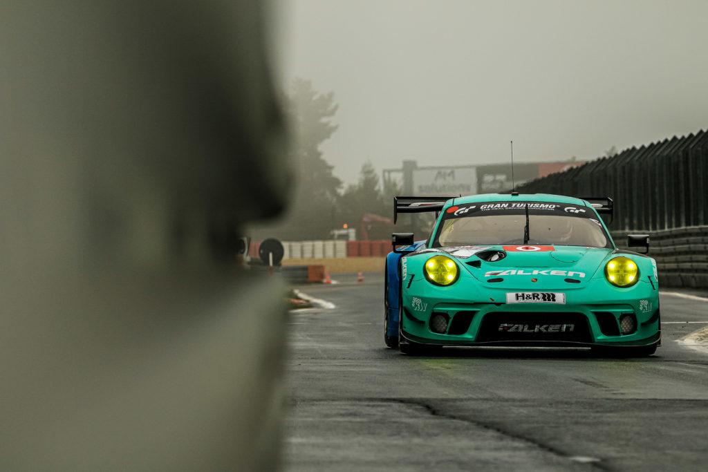Klaus Bachler Martin Ragginger Falken Motorsports Porsche 911 GT3 R VLN Nürburgring